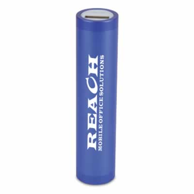 Deluxe Cylinder Power Bank