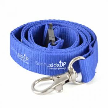 Bsic Polyester Safety Lanyard with safety break - 900 mm